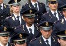 La polizia cambierà i suoi distintivi