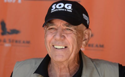 È morto Ronald Lee Ermey, maggiore Hartman in 'Full Metal Jacket'