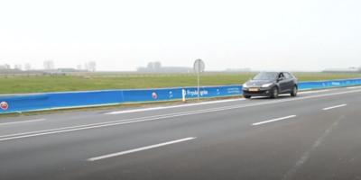 La strada sonora nei Paesi Bassi