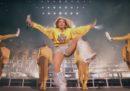 Un po' di video dell'acclamato concerto di Beyoncé al Coachella