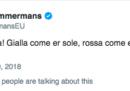 «Scusami ma sono romanista da quarant'anni»