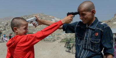 Le foto di Shah Marai, ucciso a Kabul