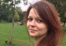 Yulia Skripal ha detto che per il momento non accetterà l'offerta di aiuto della Russia