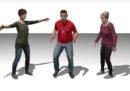 Questa intelligenza artificiale crea una versione 3D del vostro corpo in pochi secondi