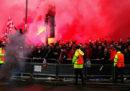 Due italiani sono stati arrestati a Liverpool per tentato omicidio: sono accusati di aver aggredito un uomo prima di Liverpool-Roma