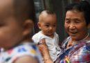 Anche in Cina c'è carenza di bambini