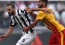 Benevento-Juventus in streaming e in diretta TV