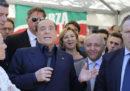 Berlusconi dice che al M5S farebbe «pulire i cessi» nella sua azienda