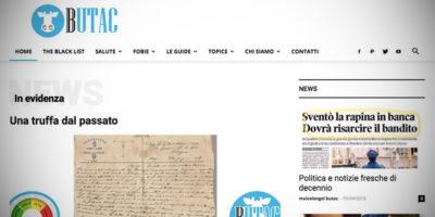 Il sito BufaleUnTantoAlChilo è tornato online dopo 4 giorni di sequestro preventivo