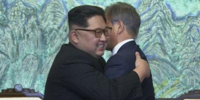 Le Coree vogliono un trattato di pace