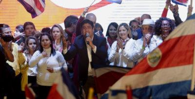 Alle presidenziali in Costa Rica ha vinto il candidato di sinistra