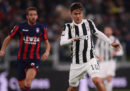 Crotone-Juventus in streaming in diretta TV