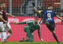 Il derby Milan-Inter è finito in parità: 0-0