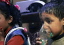 Almeno 70 morti in un attacco chimico in Siria