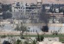 L'OMS dice che 500 persone di Douma, in Siria, hanno sofferto dei sintomi compatibili con un attacco chimico