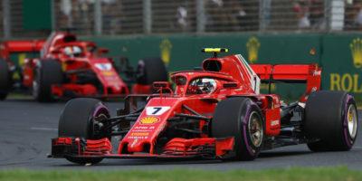 Le Ferrari partiranno dalle prime due posizioni nel Gran Premio del Bahrein in programma domani