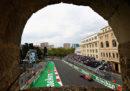 Guida al Gran Premio di Formula 1 d'Azerbaijan