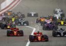 Formula 1: l'ordine di arrivo del Gran Premio del Bahrein
