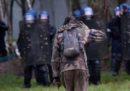 Le foto dell'ultimo sgombero della ZAD, in Francia