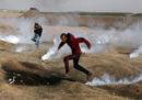 Un altro venerdì di proteste nella Striscia di Gaza