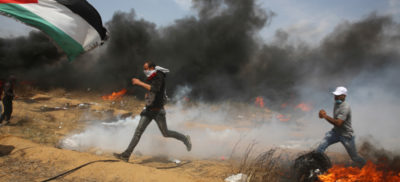 Un altro venerdì di violenze a Gaza