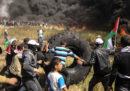 Almeno nove morti nelle proteste a Gaza