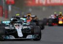 Hamilton ha vinto il Gran Premio d'Azerbaijan