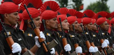 L'esercito dell'India è un colabrodo