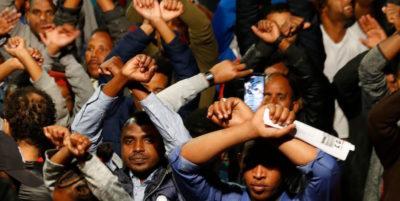 I migranti africani che Israele non vuole più verranno trasferiti in Occidente