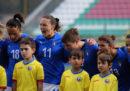 L'Italia femminile di calcio è vicina alla qualificazione ai Mondiali