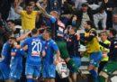 Il Napoli ha battuto 1-0 la Juventus