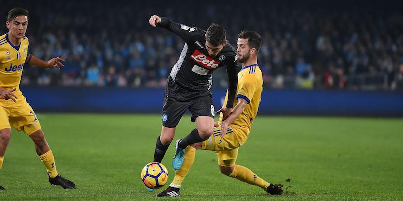 Impresa Napoli allo Stadium: il sogno scudetto continua