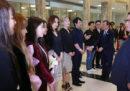 C'è stato un concerto di artisti pop sudcoreani in Corea del Nord
