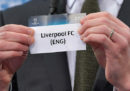 La Roma giocherà contro il Liverpool in semifinale di Champions League