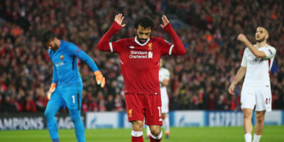 Mohamed Salah è un fenomeno