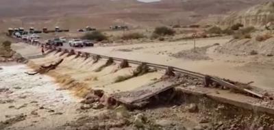 Dieci ragazzi israeliani sono morti per una inondazione inaspettata del Mar Morto