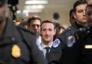 È il giorno di Mark Zuckerberg al Congresso