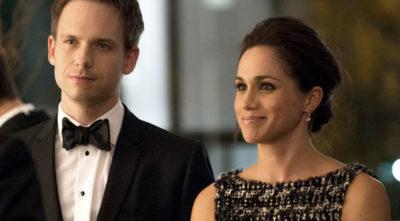 """Meghan Markle, che a maggio sposerà il principe Harry, ha fatto la sua ultima apparizione nella serie tv """"Suits"""""""