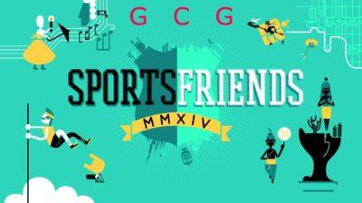 """""""Sportsfriends"""" sono quattro videogiochi di sport, inventati"""
