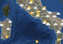 Le previsioni meteo per domani, domenica 8 aprile