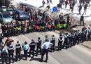 Le tensioni nel fine settimana a Bardonecchia