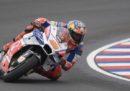 La MotoGP corre stasera in Argentina