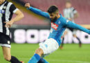 Napoli-Udinese, dove vederla in streaming e in diretta TV