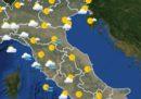 Le previsioni meteo per Pasquetta, lunedì 2 aprile