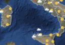 Meteo: le previsioni per giovedì 12 aprile