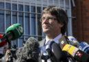 Il Tribunale supremo spagnolo ha ritirato il mandato di arresto europeo per Carles Puigdemont