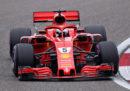 Sebastian Vettel partirà in pole position nel Gran Premio di Cina di Formula 1