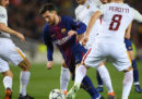 Roma-Barcellona in diretta TV e in streaming