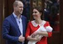 Il terzo figlio di William d'Inghilterra e Kate Middleton si chiamerà Louis Arthur Charles