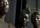 Un po' di foto dalla Settimana della moda in Sudafrica